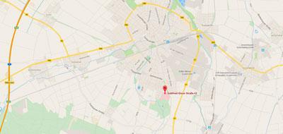 Google Maps Karte Adresse der Praxis